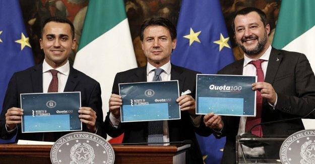 Gobierno, Di Maio: Salvini cara, al menos en el corte de los parlamentarios. Zingaretti: Listo para el desafío