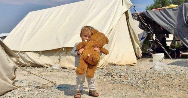 Grecia, sos de más de 1.100 niños refugiados no acompañados y los migrantes