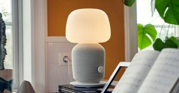 Ikea: por el altavoz para las luces, la casa se convierte en inteligente