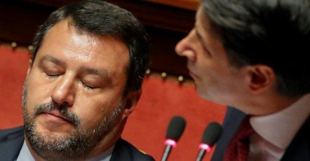 La crisis de gobierno vistas por Luca Bottura