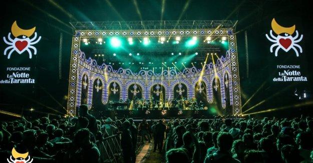 La noche de la taranta, con el gran Concierto en el Salento abraza África, el rap y la cultura pop