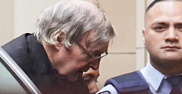 La pedofilia, rechazó la apelación del cardenal Pell