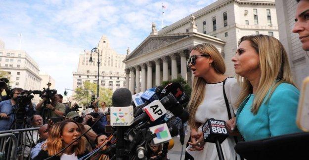 Los estados Unidos, las víctimas de Epstein en lágrimas en la corte: él Era un cobarde,