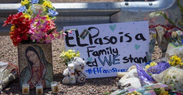 Los estados unidos, las víctimas de las masacres de El Paso y de Dayton
