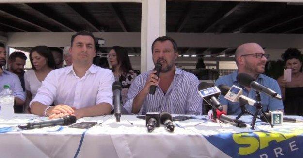 Los insultos de Salvini a La Muzio y la República. Pd: he Aquí por qué les gusta de Putin. Incluso las críticas por el M5S y Fi