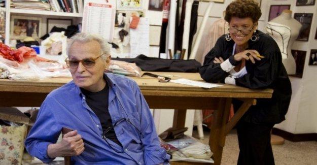 Murió Piero Tosi, el artista que se vestía el gran cine italiano