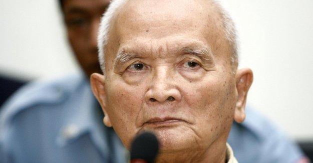 Murió en Camboya, Sustantivo Chea, el ideólogo de los Jemeres rojos
