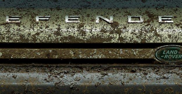 Nuevo Land Rover Defender, el debut viene de lejos