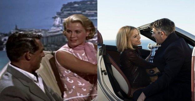 'Para atrapar a un ladrón', 'Cuatro bodas y un funeral', cuando la serie de televisión de la película sólo tiene el título
