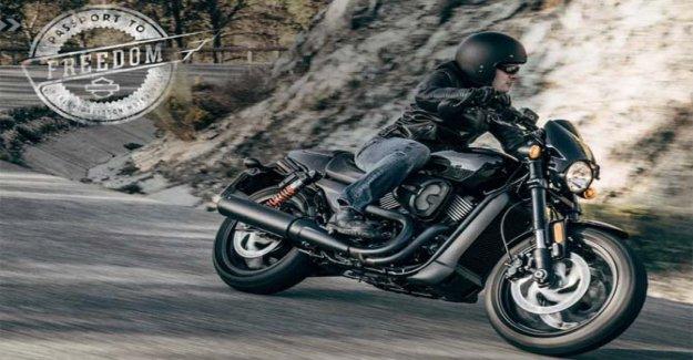 Pasaporte a la Libertad, Harley-Davidson más accesible