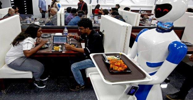 Quería camarero robot: el restaurante centrado en la automatización de