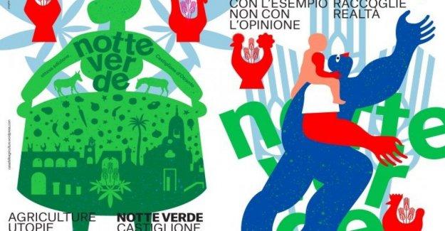 Salento celebra el Verde de la Noche, la gran fiesta del campesino
