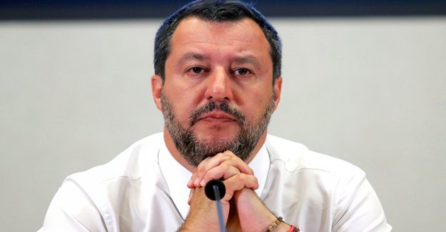 Salvini en la comisaria de la Ue: voy a hacer un nombre en la Liga, no técnico. La seguridad, la autonomía, la Tav: las demás piedras para el gobierno