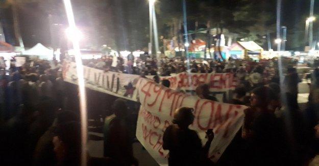 Soverato, el activista que ha silenciados Salvini: yo actuaba por instinto a la enésima mentira