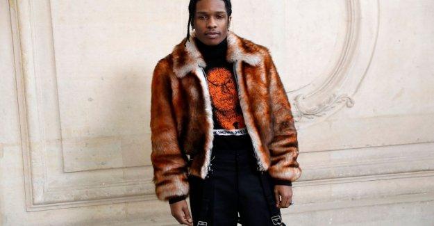 Suecia, a$AP Rocky es culpable, pero el castigo es suspendido. No va a terminar en la cárcel