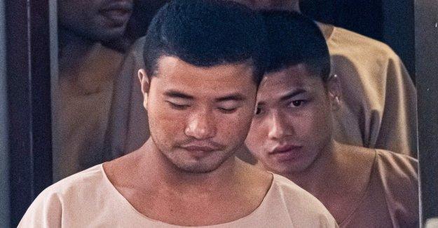 Tailandia, la pena capital para aquellos que mataron a dos turistas británicos en laisla de la muerte