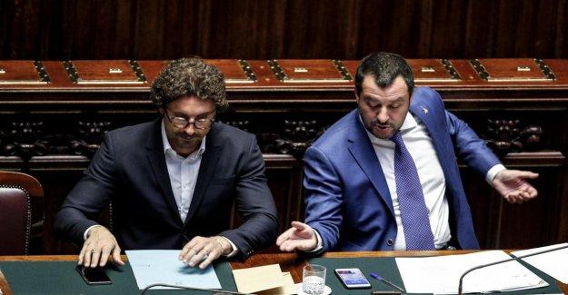 Tav, la batalla en el Senado. La Aleación de la tasa con la enfermedad de parkinson. M5S: desorden. Salvini: los ataques de las 5S no se puede trabajar
