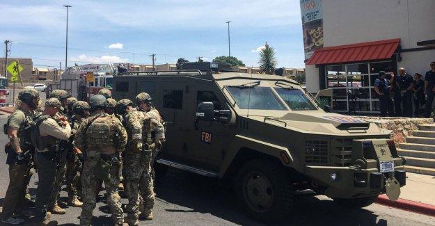 Texas, tiroteo en un centro comercial:. El alcalde Varios muertos, se detuvo a los sospechosos