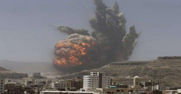 Yemen, la ONU pone la coalición a la guía de arabia saudita en la lista negra que los documentos de los niños que murieron durante el raid