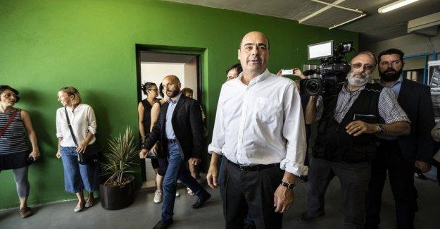 Zingaretti, apelar a Renzi: El partido demócrata sigue siendo de los estados, no de gobierno creíble para la maniobra