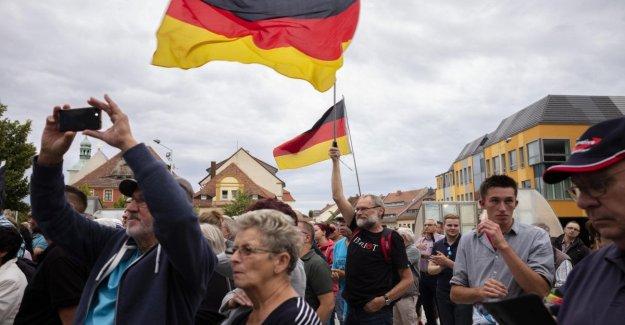 Alemania, el auge de la ultraderecha en Brandeburgo y Sajonia. Pero no hay adelantamientos