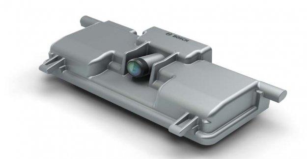 Aquí está la super cámara para el coche: es más fiable que el ojo humano