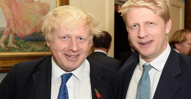 Brexit, el hermano Johnson hojas de Tory, y el gobierno, Desgarrado entre la familia y el interés nacional