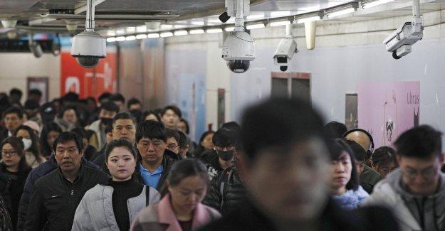 China, reconocimiento facial en el metro: abierta a más de 60