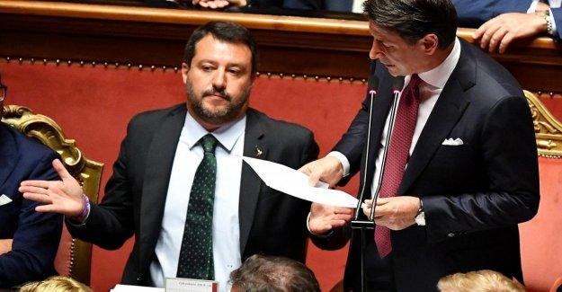 El gobierno, parte del Senado el debate sobre la confianza en el gobierno de Recuento. A la espera de los números de la mayoría