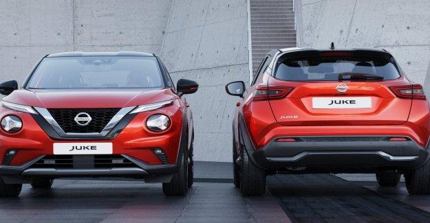 El nuevo Nissan Juke, cambia todo