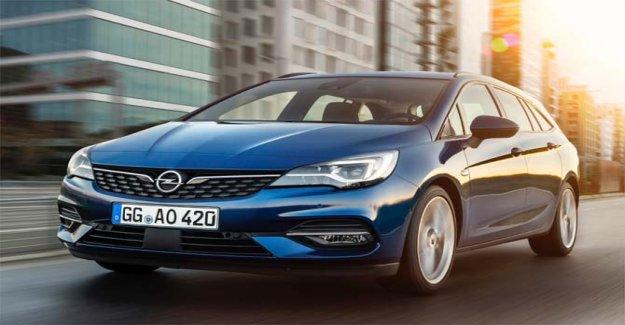 El nuevo Opel Astra, el espacio de la aerodinámica