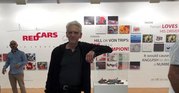 El rendimiento de Cronenberg: Sólo películas, son aburridos. Y en el cine no voy más porque no es agradable