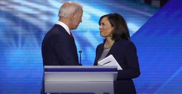 Entre los Demócratas Uso debate sin hits a Ko