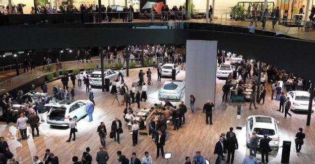 Ford en Frankfurt la nueva gama de vehículos electrificados