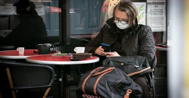 Francia, enfrentaron el fuego de Rouen, residentes preocupados. Las asociaciones de defensa del medio ambiente: Incrustaciones en todas partes