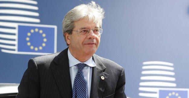 Gentiloni en Bruselas cumple Von der Leyen: el Clima de una gran amistad. Ft: el comisario de la competencia