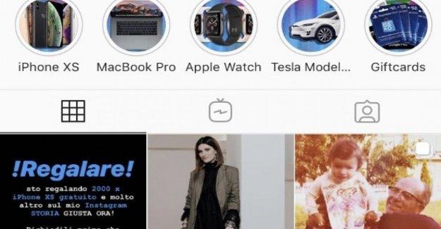 Instagram, hackeado la cuenta de Laura Pausini: Don smartphone de Apple