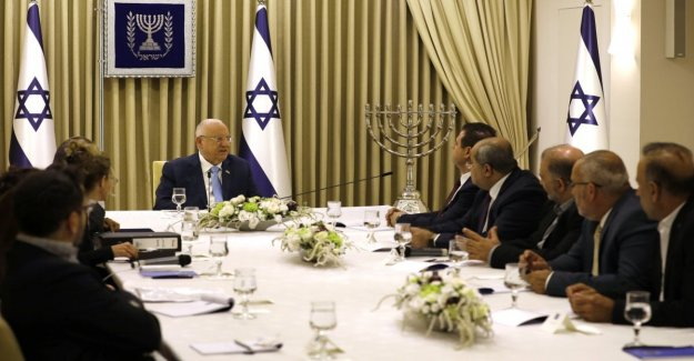 Israel, el punto de inflexión de la parte árabe: Gantz premier