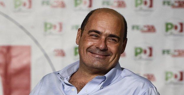 La apelación de Zingaretti para elevar el Ep: Todos en la plaza para escuchar a la gente y hacer que las baldosas