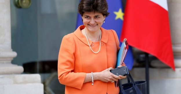 La comisión Europea Sylvie Goulard (Francia): Comisionado para el mercado interior de la