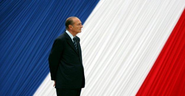 La muerte del ex presidente Jacques Chirac. Un minuto de silencio en la Asamblea Nacional: Parte de la historia de Francia