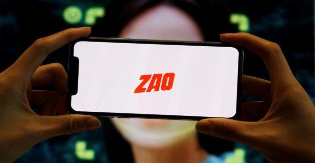 La privacidad, la aplicación de china Zao se convierte en un caso como el FaceApp