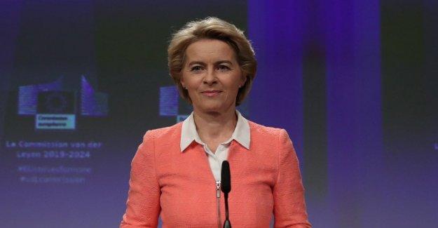 La ue Von der Leyen: la Comisión fuerte y diferente como el de Europa. Gentiloni en Asuntos Económicos