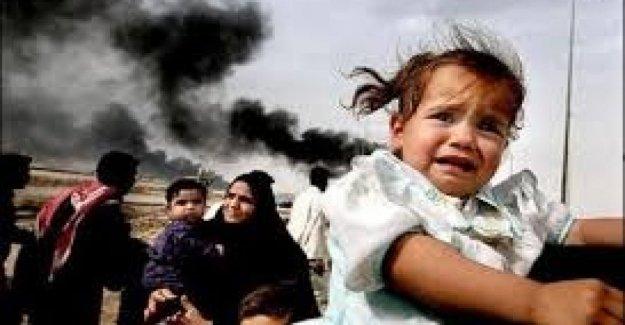 Los niños, nacido el 29 de millones de dólares en las áreas de conflicto en el 2018: los efectos de estrés tóxico