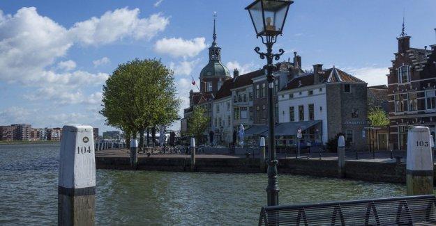 Los países bajos, las víctimas de los tiroteos en Dordrecht
