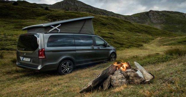 Mercedes-Benz Vans, el protagonista, en el Salone del Camper