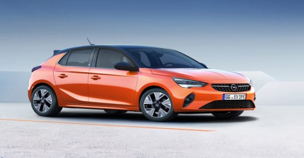 Opel Corsa-y, de subir es fácil