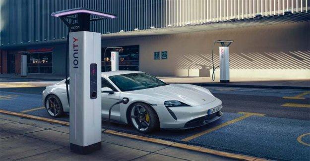 Porsche Taycan, el día del debut