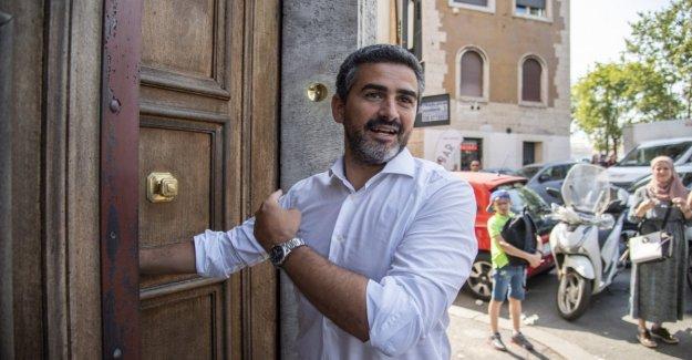 Riccardo Fraccaro, subsecretario de la Presidencia del Consejo de gobierno del Conde bis