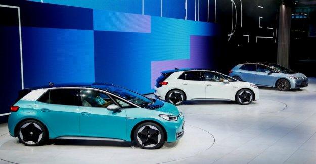 Salón del automóvil de Frankfurt, el éxito de taquilla de los motores se sirve